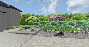 Projektowanie ogrodów 3