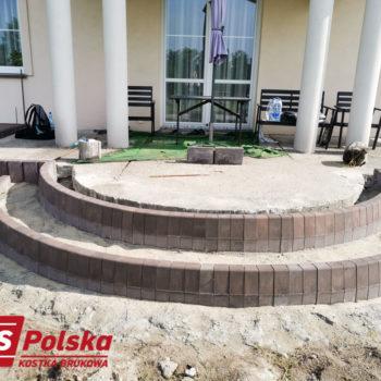 Układanie Kostki Chodnik | Taras | Schody | Libet Akropol Piccola