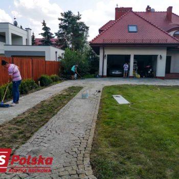 Układanie kostki granitowej | Warszawa Wawer